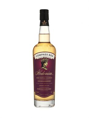 Hedonism Compass Box Blended Grain Scotch Whisky 70cl