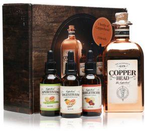 Copperhead Gin Alchemist Gift Box 50cl