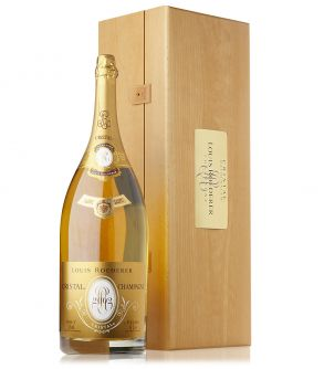 Louis Roederer 2002 Cristal Champagne Methuselah 600cl