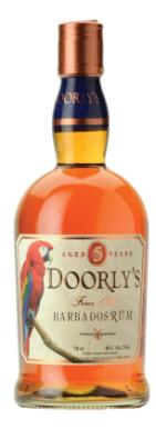 Doorly's 5yr Gold Rum 70cl