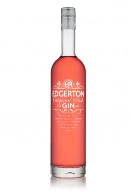 Edgerton Original Pink Gin 70cl