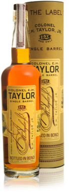 EH Taylor Single Barrel Whiskey 75cl