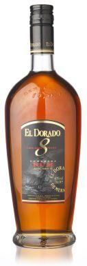 El Dorado Rum 8 Years Old 70cl