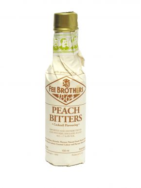 Fee Brother's Peach Bitters 15cl