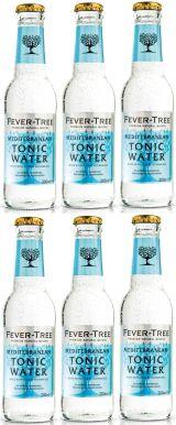 Fever-Tree Mediterranean Tonic Water 20cl x 6 bottles