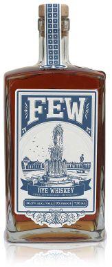 FEW Spirits Rye Whiskey 70cl