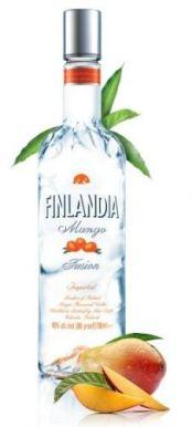 Finlandia Mango Fusion Vodka 70cl