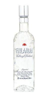 Finlandia Vodka of Finland 70cl