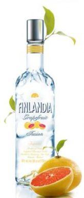 Finlandia Grapefruit Fusion Vodka 70cl
