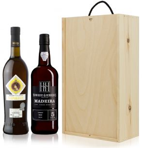 Fortified Wine Gift Set Duo 75cl
