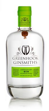 Greenhook Ginsmiths Gin 70CL