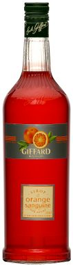 Giffard Blood Orange Sirop 100cl