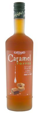 Giffard Caramel Toffee Liqueur 70cl