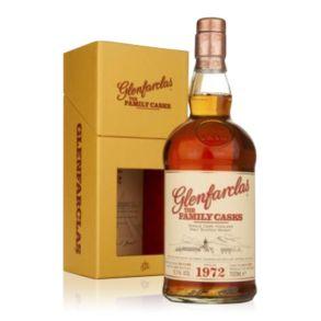 Glenfarclas 1972 Family Cask Single Malt Whisky 51.1% 70cl