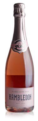 Hambledon Classic Cuvee Rose Sparkling Wine NV 75cl