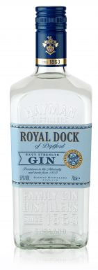 Hayman's Royal Dock Navy Strength Gin 57% 70cl