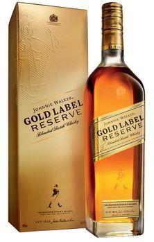 Johnnie Walker Gold Label Reserve 70cl Gift Box