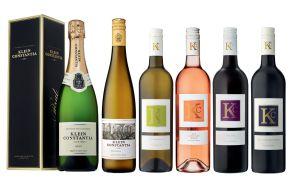 Klein Constantia Mixed Wine Case 6 x 75cl South Africa