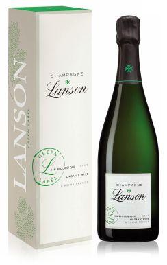 Lanson Green Label Organic Brut Champagne