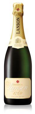 Lanson Ivory Label Demi Sec Champagne NV 75cl