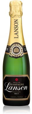 Lanson Black Label Champagne Brut NV Half Bottle 37.5cl