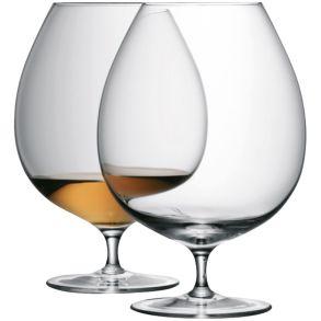 LSA Bar Collection Brandy Glasses - 900ml (set of 2)