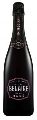 Luc Belaire Rose Sparkling Wine France 75cl
