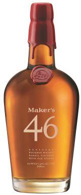 Maker's Mark 46 Bourbon Whisky 70cl