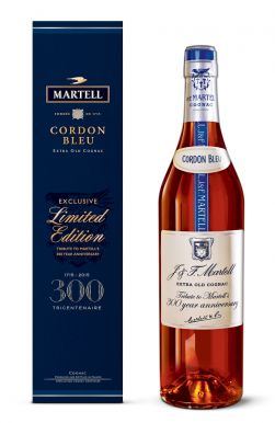 Martell Cordon Bleu Cognac 1912 Tribute Edition 70cl