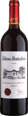 Chateau Montcabrier Bordeaux Superieur 2013 French Red Wine 75cl