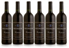 Meerlust Rubicon Red Wine South Africa 6 x 75cl Case