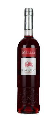 Merlet & Fils Créme De Fraise (Strawberry) 70cl