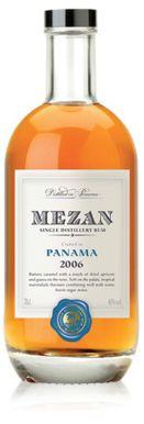 Mezan Rum Panama 2006 70cl