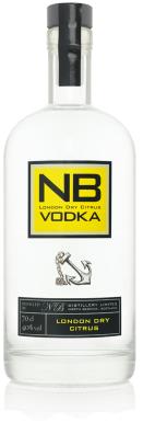 NB London Dry Citrus Vodka 70cl