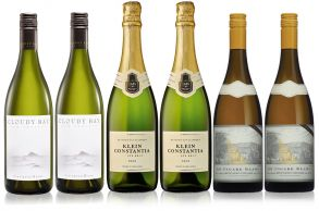 New World White - Mixed Wine Case 6 x 75cl