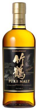 Nikka Taketsuru Non Age Single Malt 70cl Gift Boxed