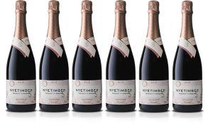 Nyetimber Rose Sparkling Wine Case Deal 6x75cl
