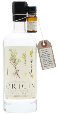 Origin London Dry Gin Arezzo Italy 70cl