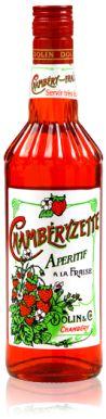 Dolin Chamberyzette, Wild Strawberry 70cl