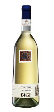 Bigi Orvieto Classico Secco DOC 2015 White Wine Italy 75cl
