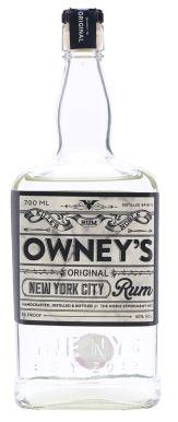 Owneys Original New York City Rum 70cl