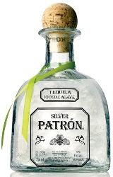 Patrón Silver Tequila 70cl Gift Box