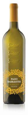 Pazo de Barrantes Albarino 2018 White Wine 75cl