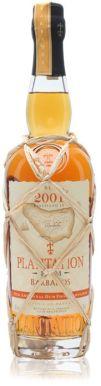 Plantation Barbados 2001 Rum 70cl