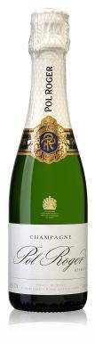 Pol Roger Brut Reserve Non Vintage Champagne Half Bottle 37.5cl
