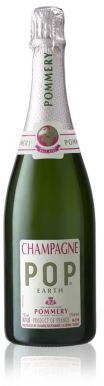 Pommery Pop Earth Rose NV Champagne 75cl