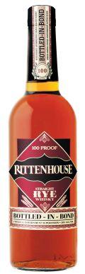 Rittenhouse Rye 100 proof 75cl 50%