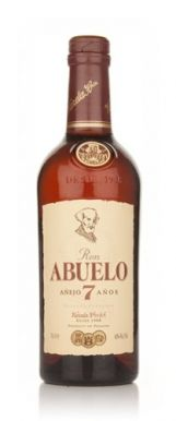 Ron Abuelo 7 Year Old 40% Rum 70cl Gift Box