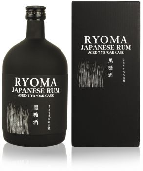 Ryoma 7 Year Old Japanese Rum 70cl