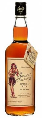 Sailor Jerry Caribbean Spiced Rum 70cl